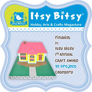 ItsyBitsy 1st Annual Craft Award
