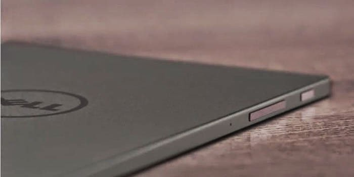 Dell Venue 8 7000 thinnest 6 mm tablet