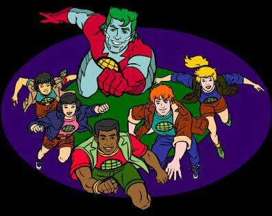 Film Captain Planet