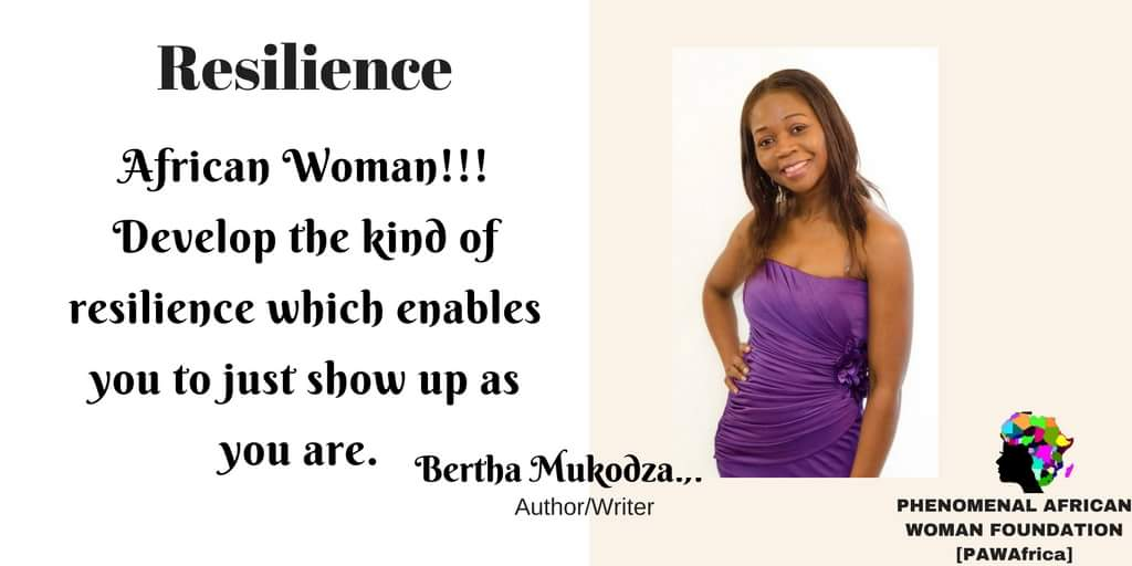 My Phenomenal African Woman Nomination 2016