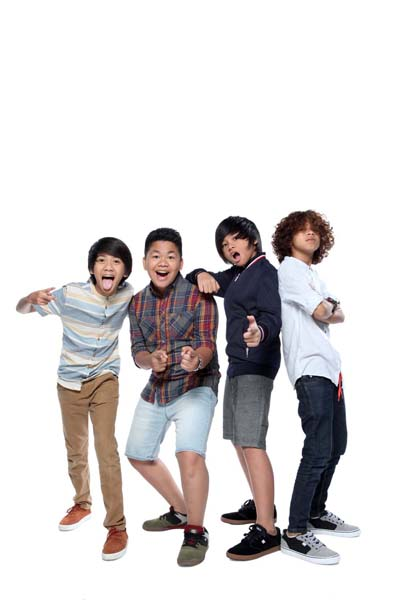 Fadilah's Blog: Coboy Junior Birthday!! Yeah