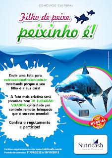 """CONCURSO CULTURAL """"FILHO DE PEIXE, PEIXINHO É!"""