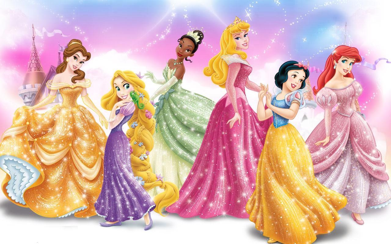 free disney princess