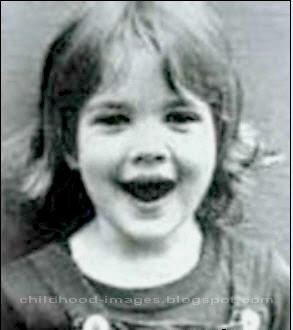 drew barrymore mini biography and unseen rare childhood pictures