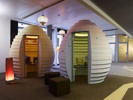 Binnenkijker Joanna Laajisto : Google office interieur head office facebook studio joanna laajisto
