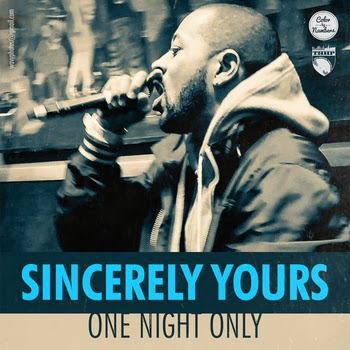 """Mixtape EP: """"One Night Only"""" Sincerely Yours"""