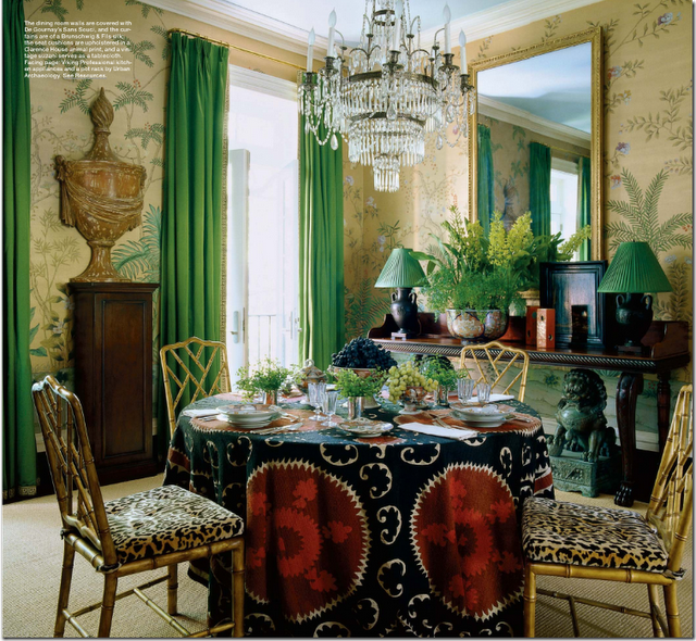 Curtains Ideas chinoiserie curtains : Chinoiserie Chic: April 2012