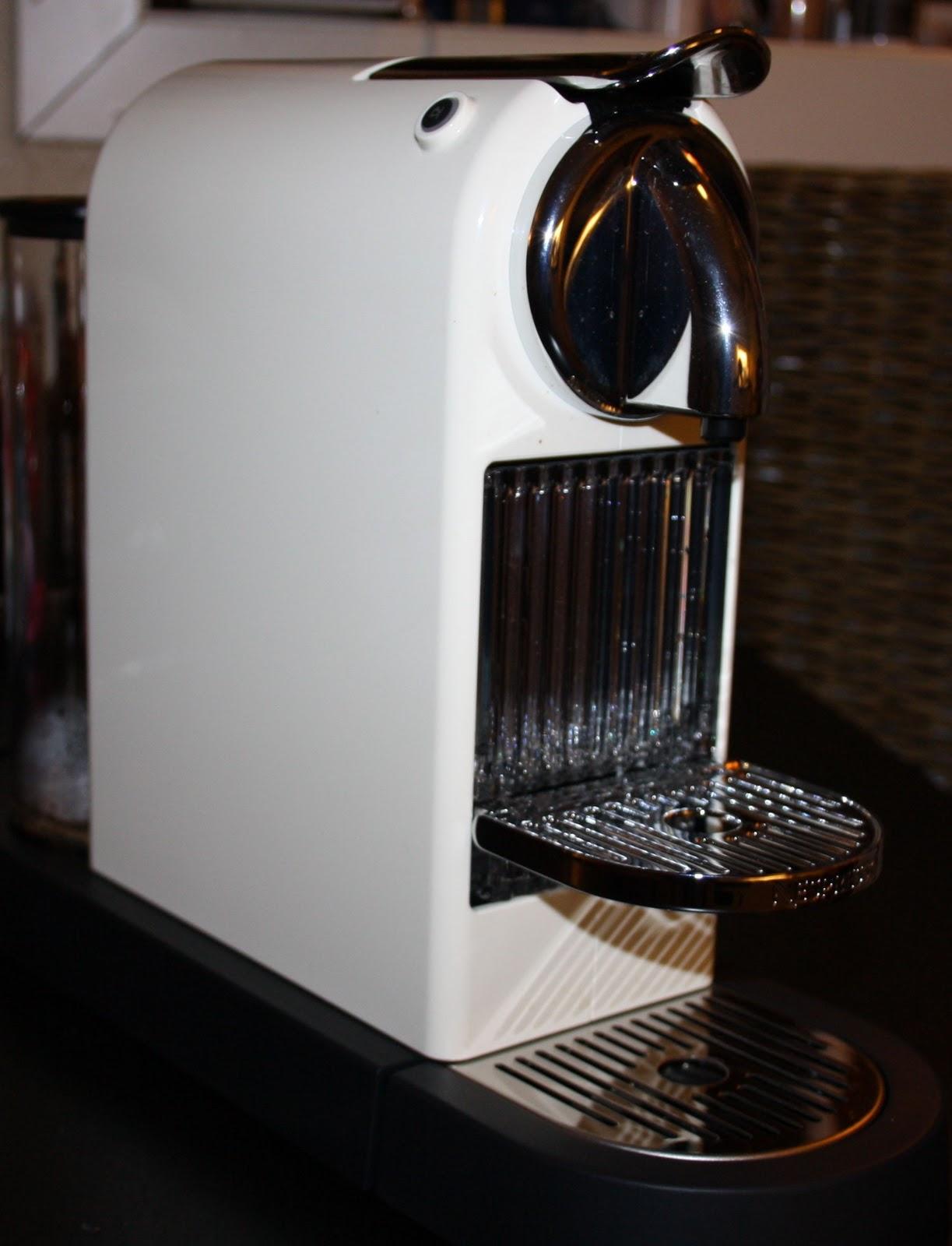 Nespresso salg
