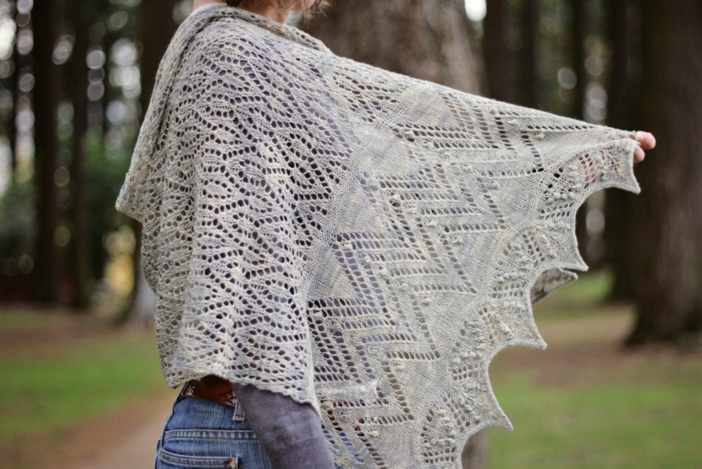 Downton Abbey Knitting Patterns Free : Downton Abbey Shawl