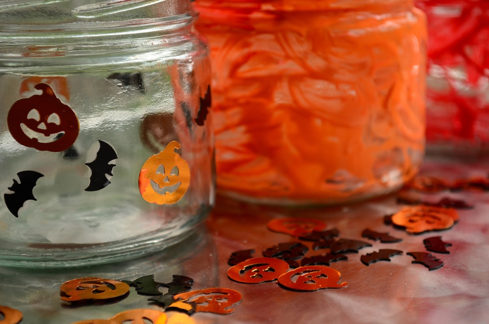 The Practical Mom: Halloween Lanterns