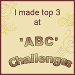 I made Top 3 - November 2012