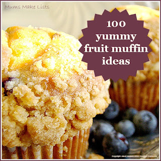 100 fruit muffin ideas