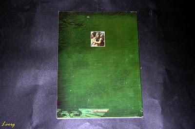 Contraportada del Catálogo 2004