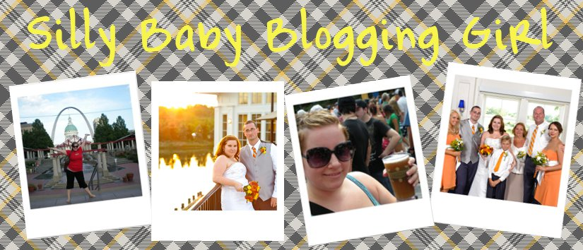 Silly Baby Blogging Girl