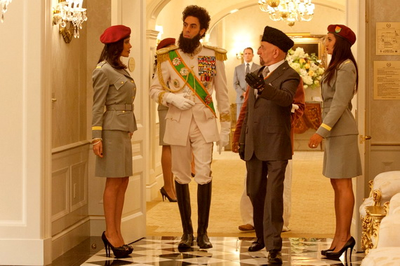 The Dictator, Photograph
