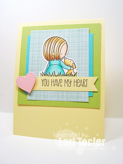 You Have My Heart card-designed by Lori Tecler/Inking Aloud-stamps and dies from My Favorite Things