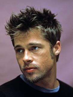Brad Pitt Beard Styles