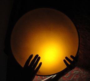 radiance in lancaster luna magic full moon frame drum