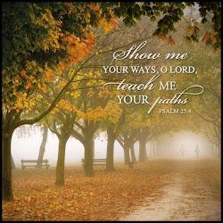 Psalms 25:4