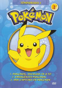 Pokémon: Liga Índigo – 1ª Temporada PT-PT Main