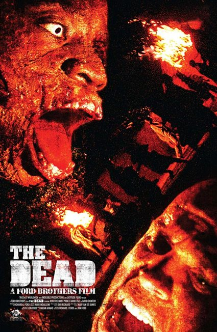The Dead 2011 [DVDRip] Subtitulos Español Latino Descargar