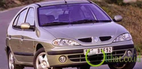Mobil Dikemudikan 'Hantu' di Cape Town, Afrika Selatan