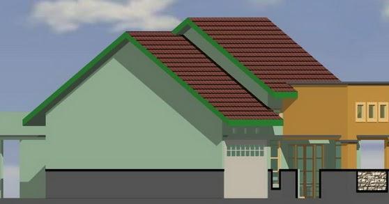 contoh rumah minimalis type 135 contoh denah rumah