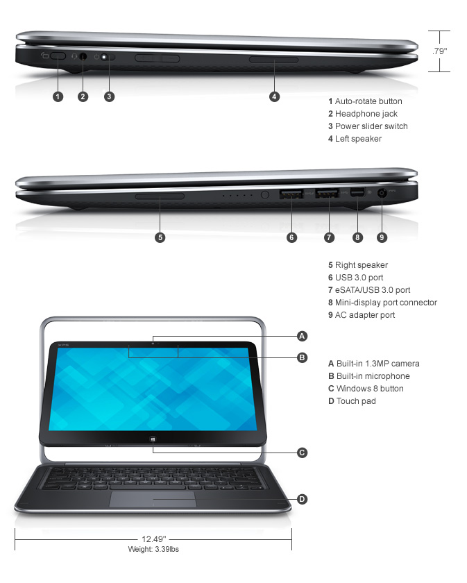 dell xps 12 drivers for windows 7