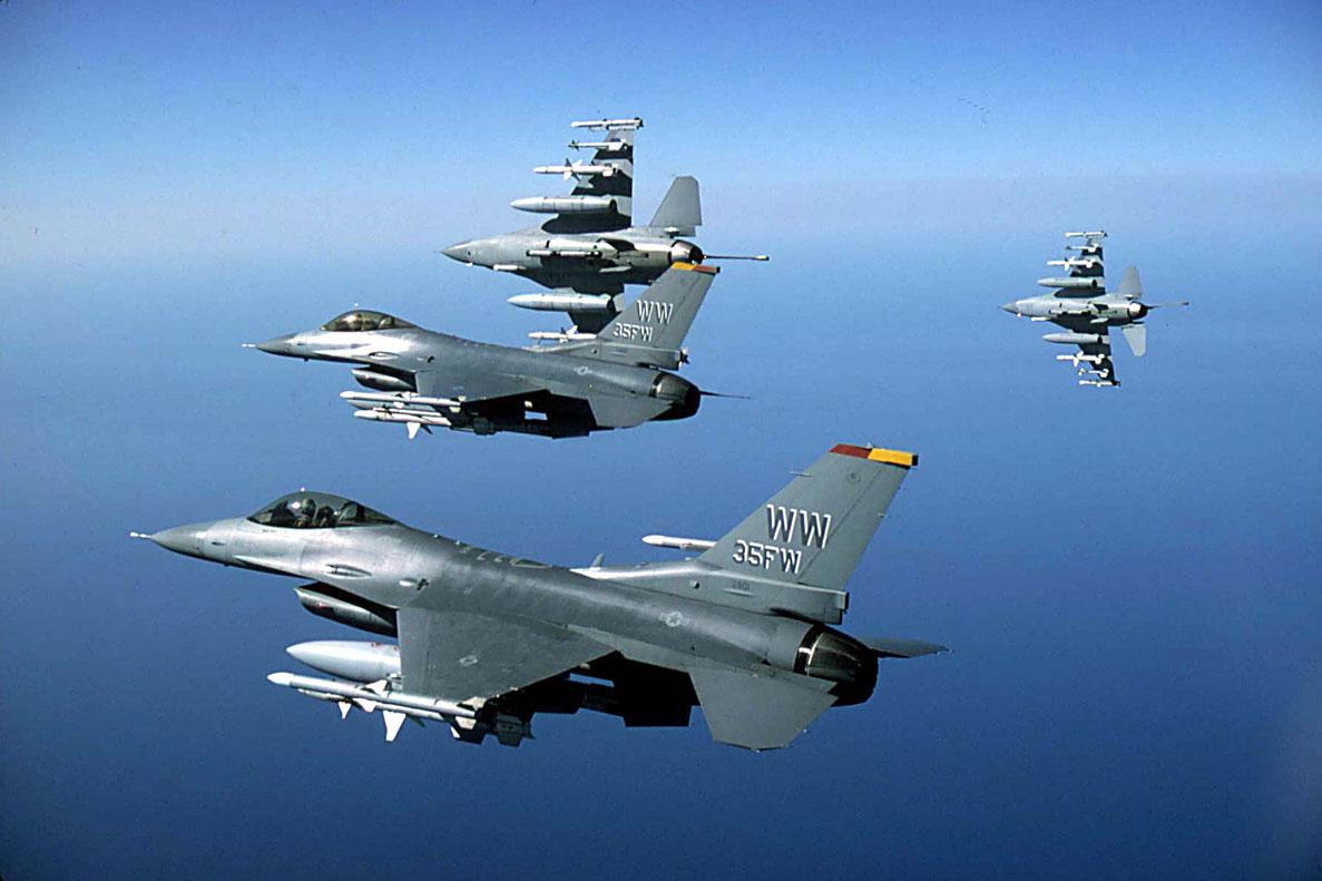 Grupo de aviones