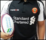 STANDARD CHARTERED BANK RUGBY DEVELOPMENT EVENTS