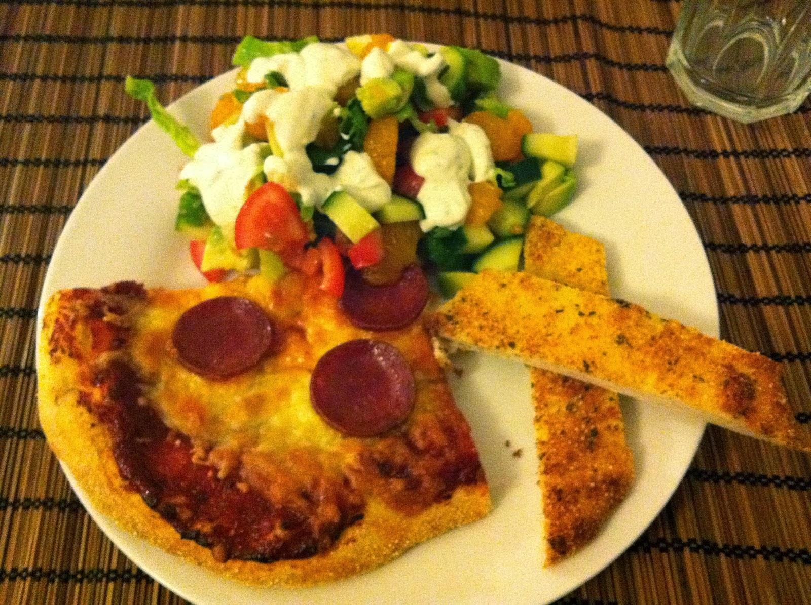 Domino's pizza klon