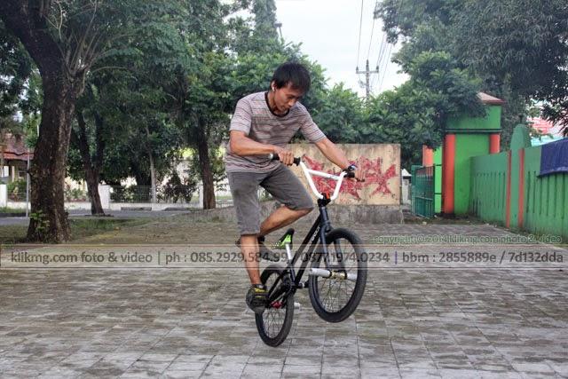 BMX Flatland by Ajib (2) - foto oleh : klikmg fotografer Indonesia