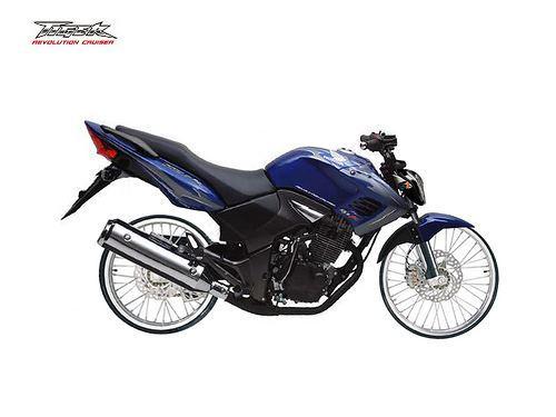 Foto Modifikasi Motor Honda Tiger Ceper Terbaru