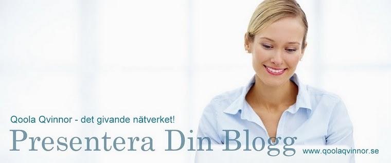 Presentera Din Blogg!