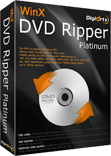 WinX DVD Ripper Platinum 7.0.0.62