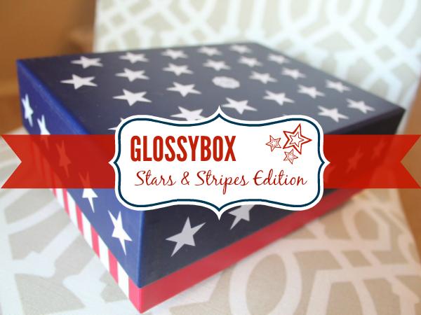 June 2014 Glossybox