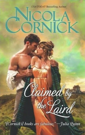 Claimed by the Laird by Nicola Cornick
