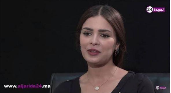 """بالفيديو… """"مينة"""" بطلة سلسلة """"وعدي"""" في أول خروج إعلامي لها بعد تألقها في رمضان"""