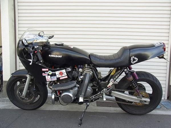Motorcycle Turbo Kits : Kawasaki z turbo grease n gas
