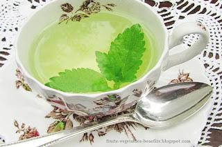 lemon_balm_Tea_fruits-vegetables-benefits.blogspot.com(health_benefits_of_lemon_balm_tea)