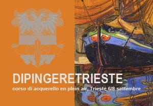 Dipingere Trieste