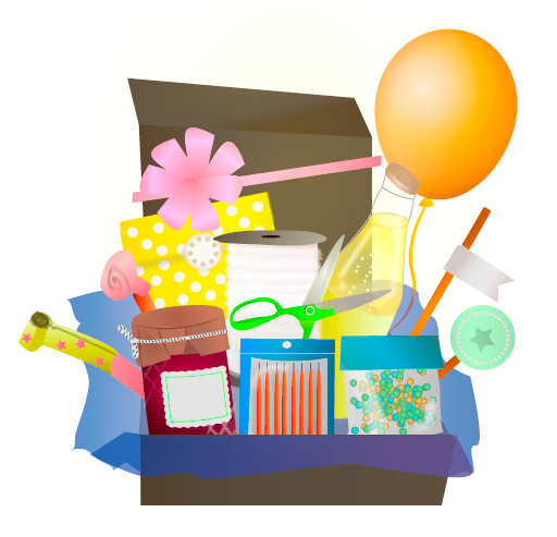 New Monthly Subscription Box Alert! Celebrate Crate!