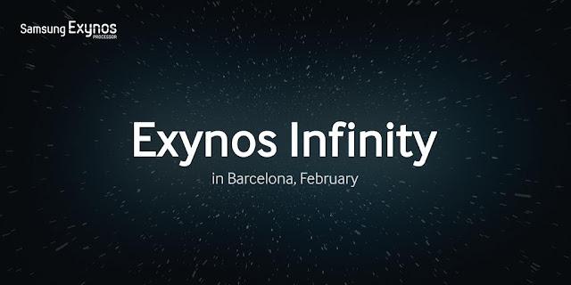 Exynos Infinity
