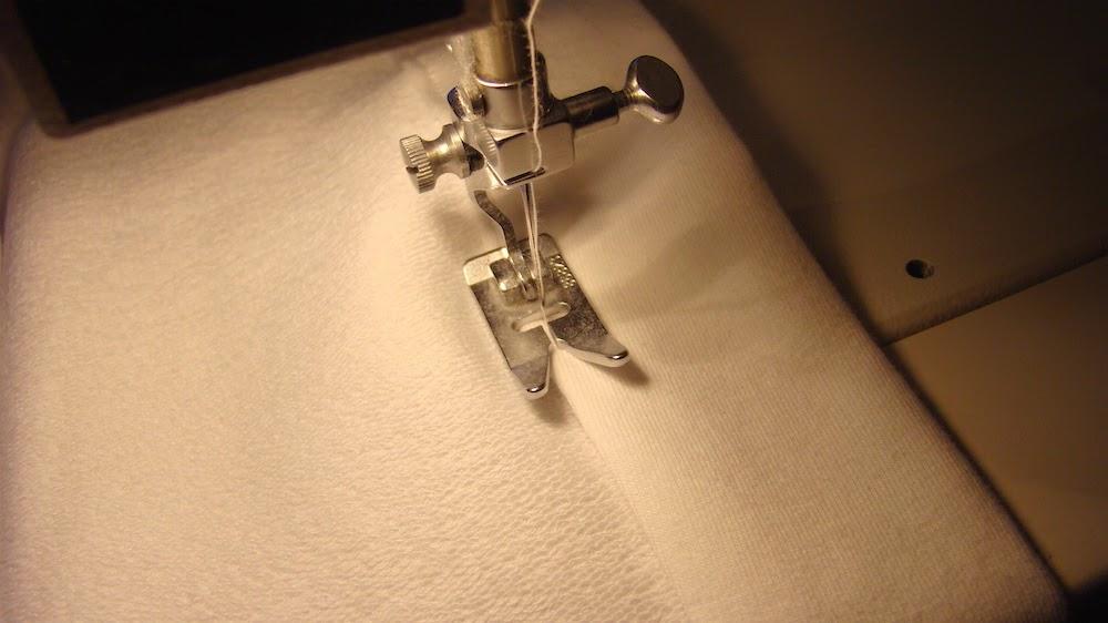 jak uszyć zrobić spodnie pumpy drop crotch low opuszczony krok wykrój szycie blog diy