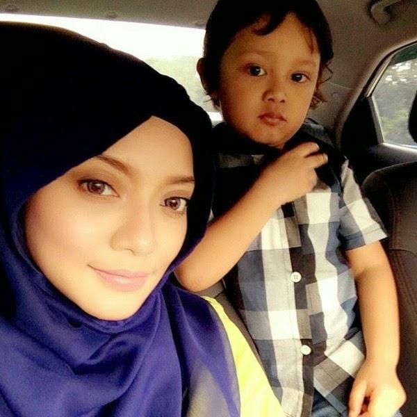 Sayu Diana Rafar menyatakan kesedihan Di Laman Sosial Selepas Bercerai