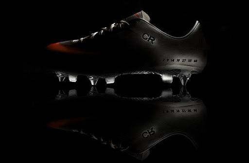 Cristiano Ronaldo's 'Milestone' CR Mercurial IX boots