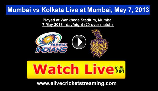 Watch Punjab vs Bangalore IPL Live Streaming 2013