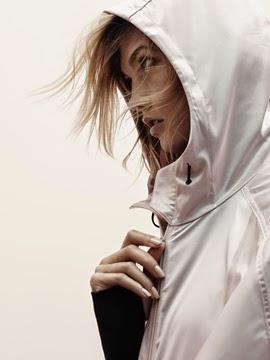 Nike e Pedro Lourenço coleção fitness jaqueta esportiva com capuz