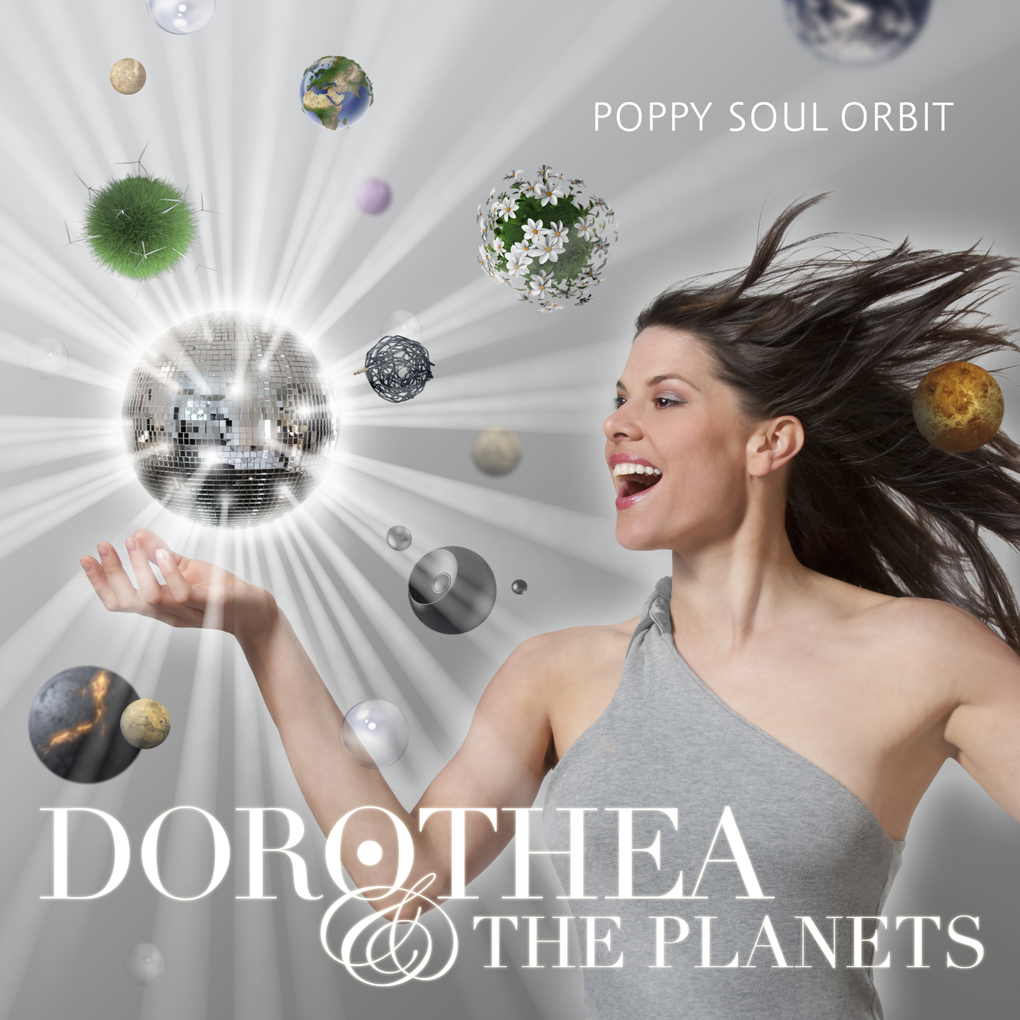 NEW ALBUM!!! DOROTHEA & THE PLANETS