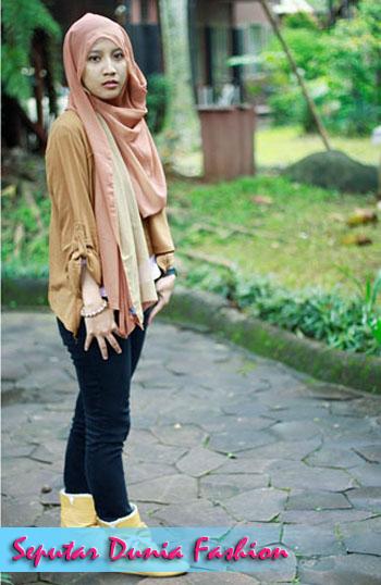 Kessdsds Trend Model Hijab Untuk Hangout Terbaru 2014